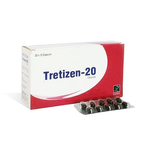 Comprare Tretizen 20 online