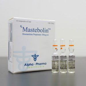 Comprare Mastebolin (ampoules) online
