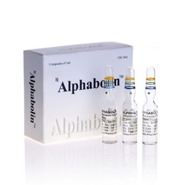 Comprare Alphabolin (ampoules) online